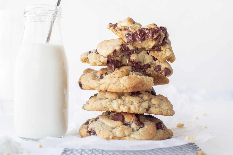 Levain Bakery Chocolate Chip Cookies Taylor Made Taste
